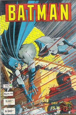 Batman Vol. 1 (1987-2002) (Grapa) #49