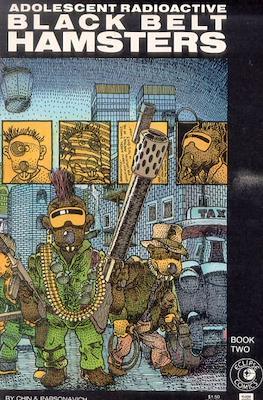 Adolescent Radioactive Black Belt Hamsters (1986-1988) #2