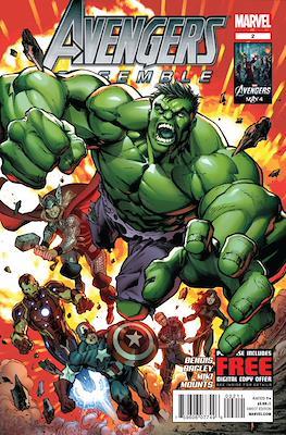 Avengers Assemble Vol. 2 (2012-2014) (Comic-Book) #2