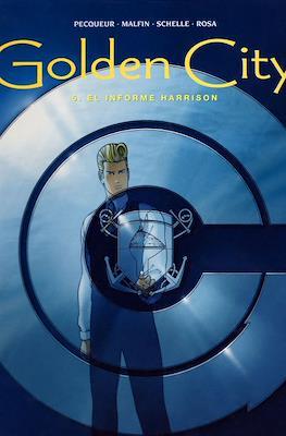Golden City (Cartoné 48 pp) #5