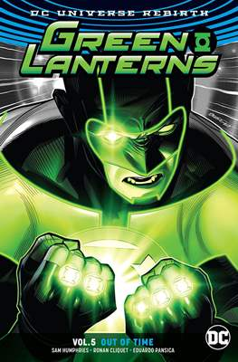 Green Lanterns Vol. 1 (2016-) (Softcover) #5