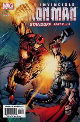 Iron Man Vol. 3 (1998-2004) (Comic-book) #64 (409)