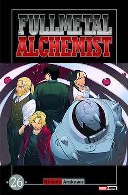 Fullmetal Alchemist (Rústica) #26