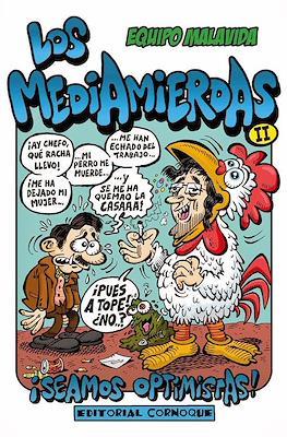 Los Mediamierdas (Rústica 64 pp) #2