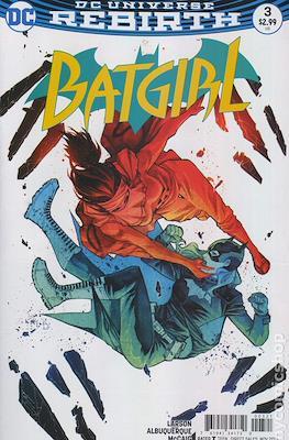 Batgirl Vol. 5 (2016- Variant Cover) #3