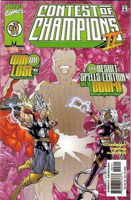 Contest of Champions II (Comic Book) #3