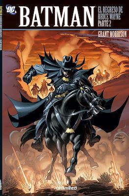 Batman. El regreso de Bruce Wayne (Rústica) #2