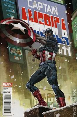 Captain America Vol. 7 (2013-2014) (Comic Book) #11