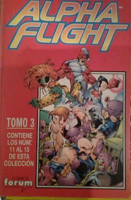 Alpha Flight Vol. 2 (1998-1999) (Retapado rústica) #3