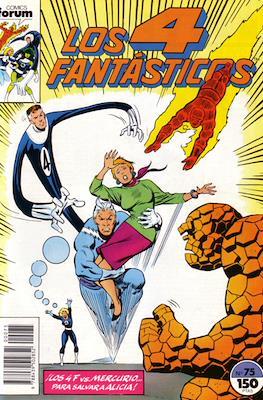 Los 4 Fantásticos Vol. 1 (1983-1994) (Grapa 36-32-24 pp) #75