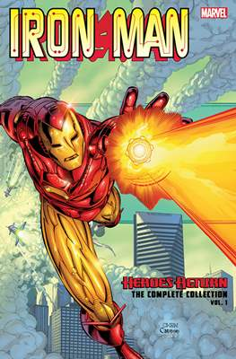 Iron Man: Heroes Return - The Complete Collection #1
