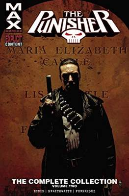 The Punisher MAX: The Complete Collection #2