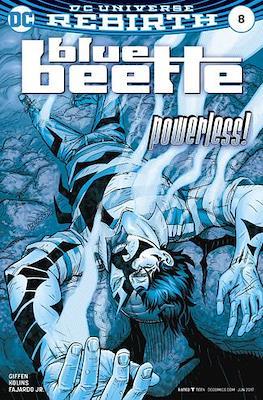 Blue Beetle Vol. 10 (Grapa) #8