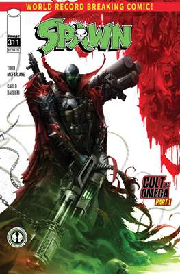 Spawn (Variant Cover) (Comic Book) #311.1