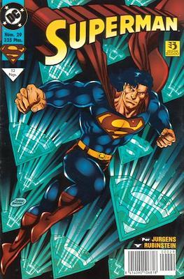 Superman (1993-1996) (Grapa, 48-72 páginas) #29