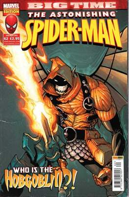 The Astonishing Spider-Man Vol. 3 (Comic Book) #62