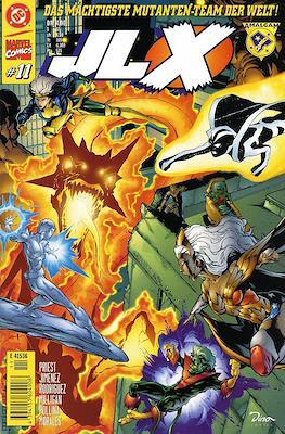 DC gegen Marvel / DC/Marvel präsentiert / DC Crossover präsentiert (Heften) #11