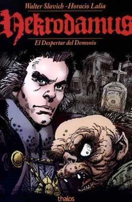 Nekrodamus: El Despertar del Demonio