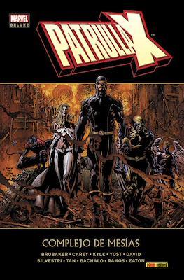 Patrulla-X: Complejo de Mesías. Marvel Deluxe