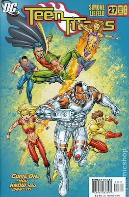 Teen Titans Vol. 3 (2003-2011 Variant Cover) (Comic Book) #27