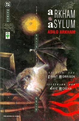 Batman. Arkham Asylum