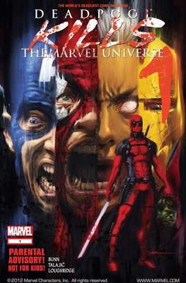 Deadpool: Kills the Marvel Universe (Comic Book) #1