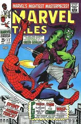 Marvel Tales (Comic Book) #12