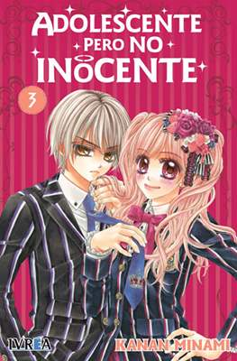 Adolescente pero No Inocente (Rústica con sobrecubierta) #3