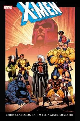 X-Men by Chris Claremont and Jim Lee Omnibus (Hardcover) #1