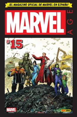Marvel Age (2016-) (Grapa) #15