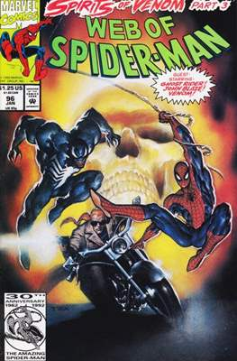 Web of Spider-Man Vol. 1 (1985-1995) (Comic-book) #96