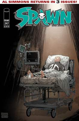 Spawn (Comic Book) #247