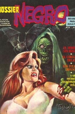 Dossier Negro (Rústica y grapa [1968 - 1988]) #76
