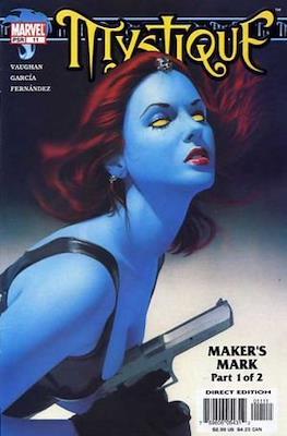 Mystique Vol 1 (Comic Book) #11