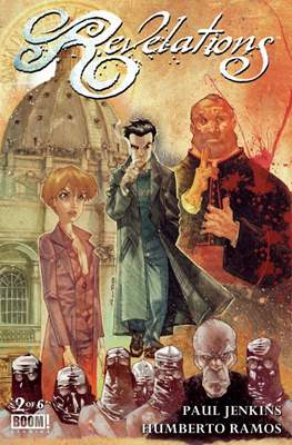 Revelations (comic-book) #2