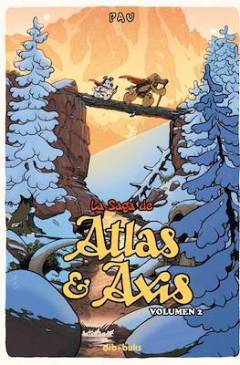 La Saga de Atlas & Axis (Cartoné 80 pp) #2