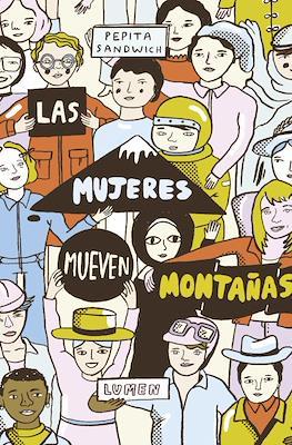 Las mujeres mueven montañas (Cartoné 152 pp) #