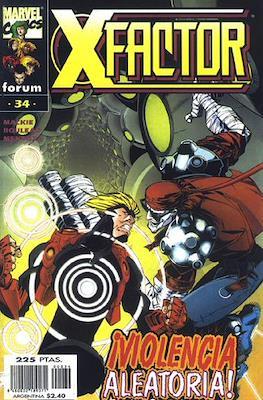X-Factor Vol. 2 (1996-1999) #34
