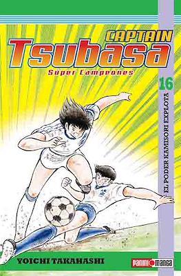 Captain Tsubasa. Super Campeones #16