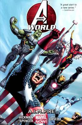 Avengers World (2014-2015) (Softcover) #1