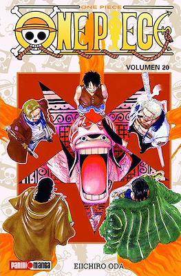 One Piece (Rústica) #20