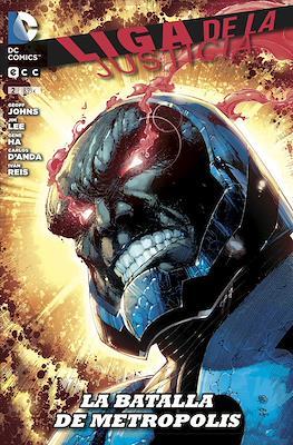 Liga de la Justicia. Nuevo Universo DC (Rústica.) #2