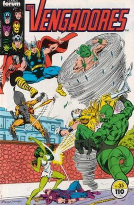 Los Vengadores Vol. 1 (1983-1994) #35