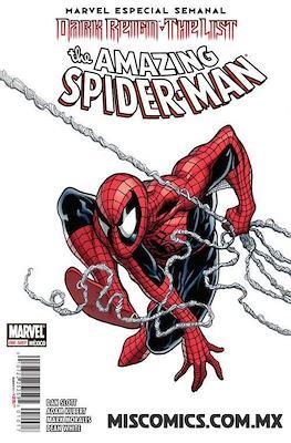 Reino Oscuro: La Lista - The Amazing Spider-Man