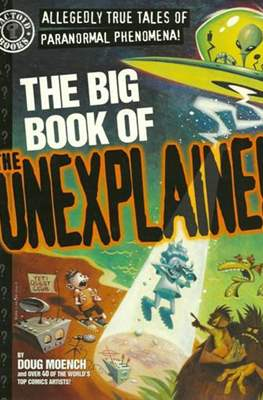 The Big Book of Unexplained