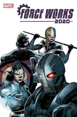 Force Works 2020 (Comic Book) #2