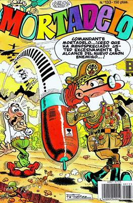 Mortadelo (1987-1991) (Grapa) #133