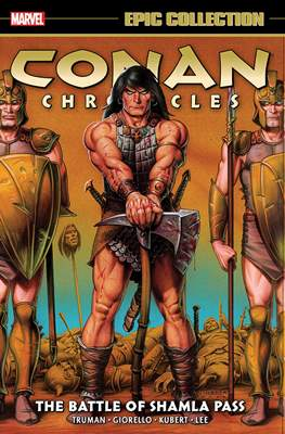 Conan Chronicles Epic Collection (Softcover 496 pp) #4