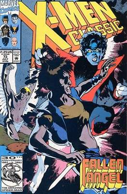 Classic X-Men / X-Men Classic (Comic Book) #73