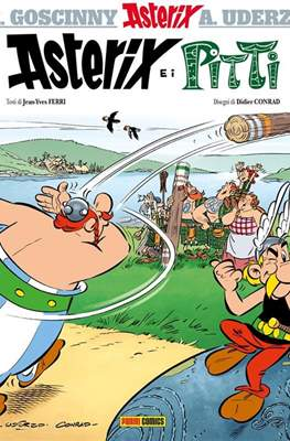 Asterix (Cartonato) #35
